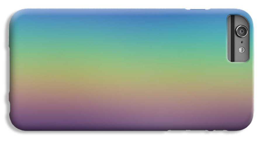 Evening.colors.silince.rest.sky.sea.clean Sky.violet.blue.yellow.rose.darkness. IPhone 6s Plus Case featuring the digital art Evening by Dr Loifer Vladimir