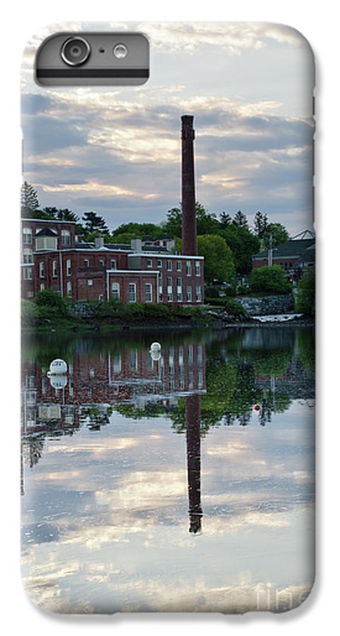 Landscape IPhone 6s Plus Case featuring the photograph Exeter New Hampshire Usa by Erin Paul Donovan