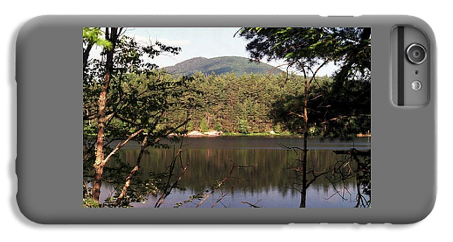 Mountain IPhone 6s Plus Case featuring the photograph 080706-84 by Mike Davis