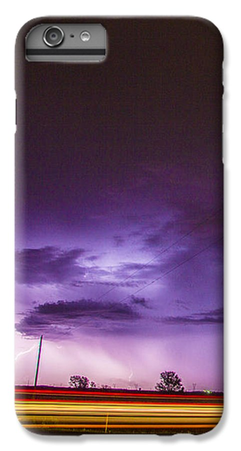 Nebraskasc IPhone 6s Plus Case featuring the photograph 6th Storm Chase 2015 by NebraskaSC