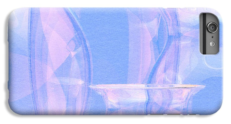Glass IPhone 6s Plus Case featuring the photograph Abstract Number 21 by Peter J Sucy