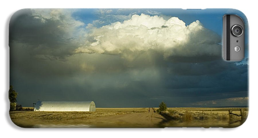Storm IPhone 6s Plus Case featuring the photograph After The Storm by Jerry McElroy