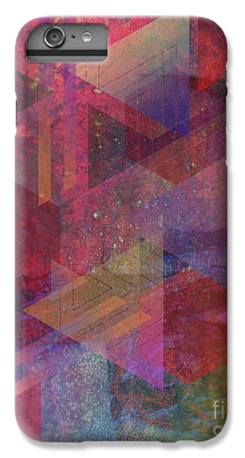 Another Place IPhone 6s Plus Case featuring the digital art Another Place by John Beck