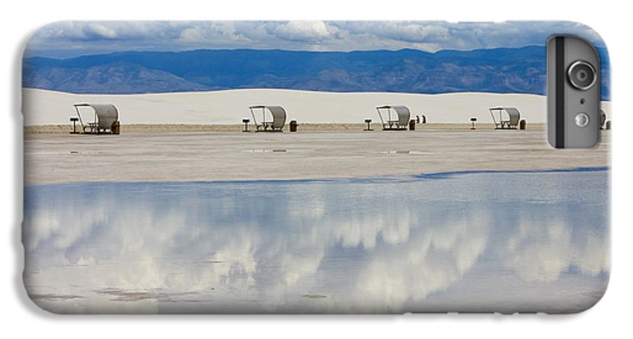 New Mexico IPhone 6s Plus Case featuring the photograph Armageddon Picnic by Skip Hunt