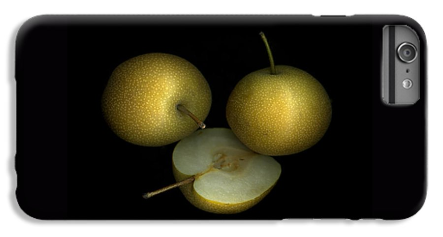 Culinary IPhone 6s Plus Case featuring the photograph Asian Pears by Christian Slanec