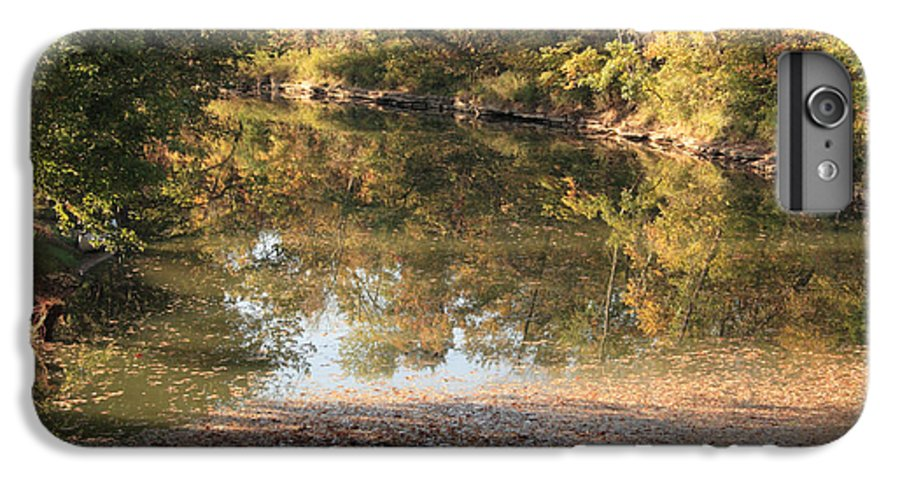 Landscape IPhone 6s Plus Case featuring the photograph Autumn Afternoon by Lone Dakota Photography