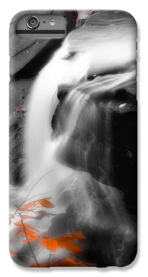 Autumn IPhone 6s Plus Case featuring the photograph Autumn Waterfall Iv by Kenneth Krolikowski