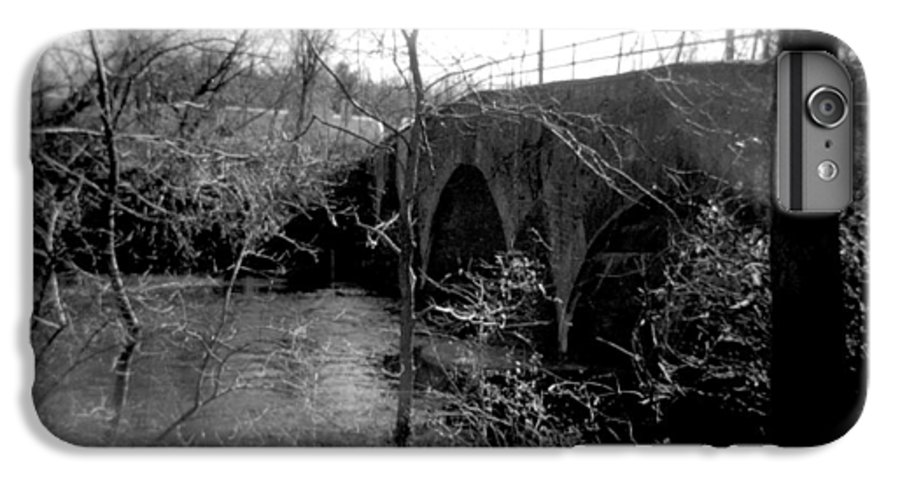 Photograph IPhone 6s Plus Case featuring the photograph Boiling Springs Bridge by Jean Macaluso