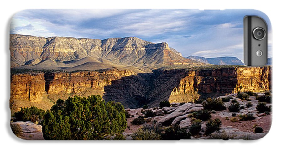 Toroweap IPhone 6s Plus Case featuring the photograph Canyon Walls At Toroweap by Kathy McClure