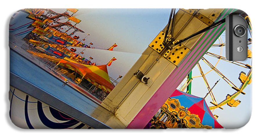 Carnival IPhone 6s Plus Case featuring the photograph Carnival 1 by Skip Hunt