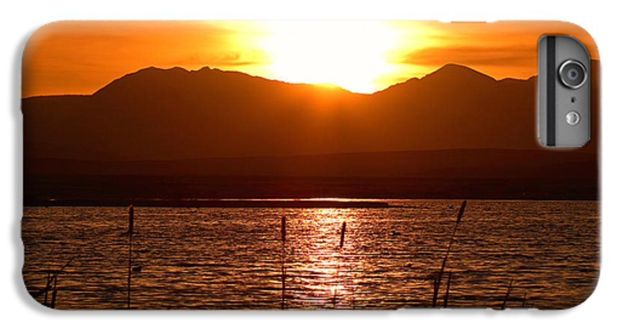 Colorado IPhone 6s Plus Case featuring the photograph Colorado Marsh At Sunset by Max Allen