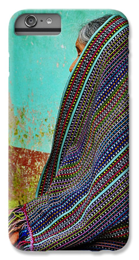 Skip Hunt IPhone 6s Plus Case featuring the photograph Curandera by Skip Hunt