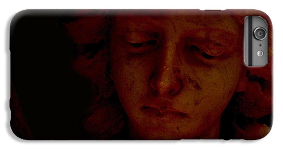 Angel IPhone 6s Plus Case featuring the photograph Dark Angel by Ruben Flanagan