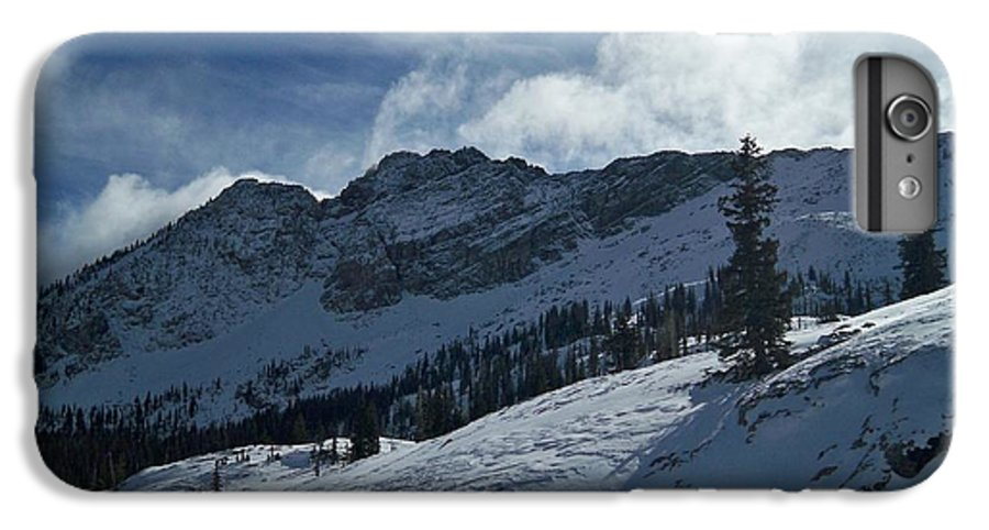 Ski IPhone 6s Plus Case featuring the photograph Devils Castle Morning Light by Michael Cuozzo