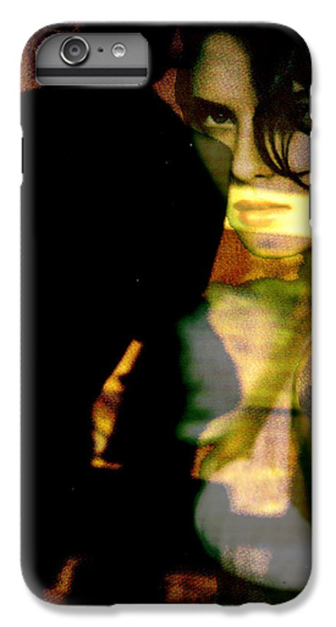 Mystery IPhone 6s Plus Case featuring the digital art Drama After Dark by Seth Weaver