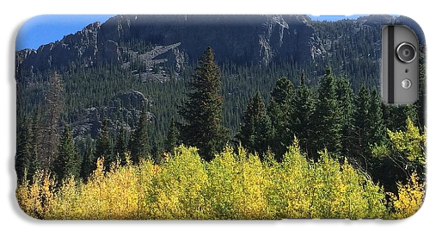 Landscape IPhone 6s Plus Case featuring the photograph Fall at Twin Sisters by Kristen Anna