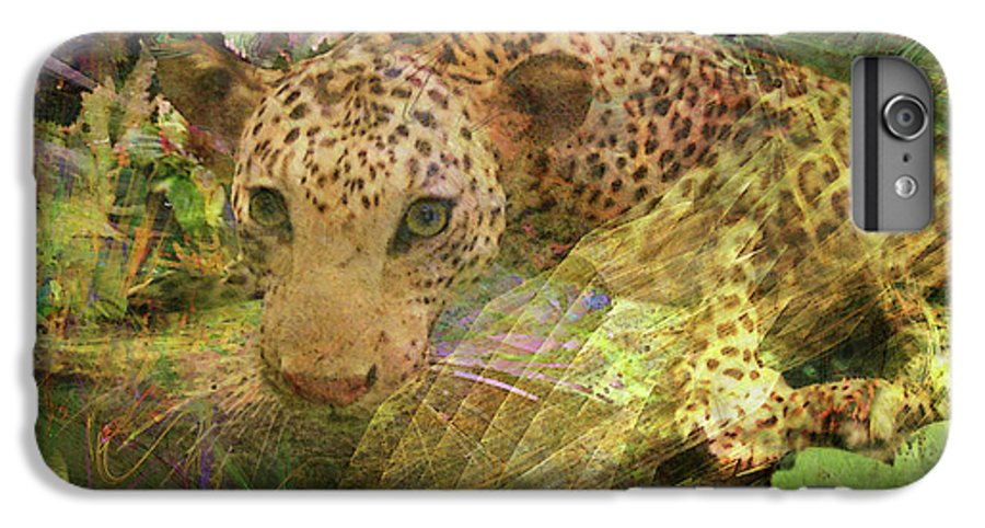 Game Spotting IPhone 6s Plus Case featuring the digital art Game Spotting by John Beck
