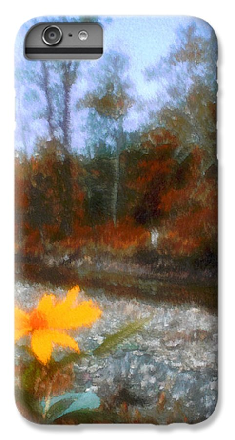 Autumn IPhone 6s Plus Case featuring the photograph Goodbye Summer by Kenneth Krolikowski