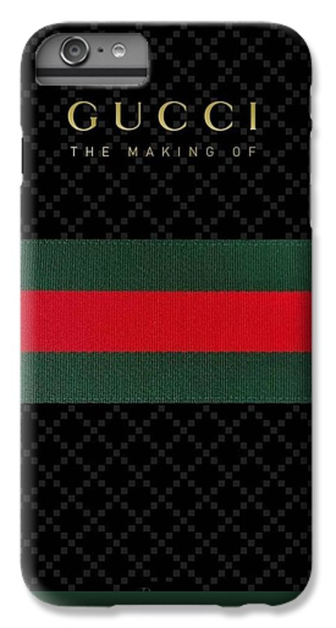 innovative design 4b669 ed180 Gucci IPhone 6s Plus Case