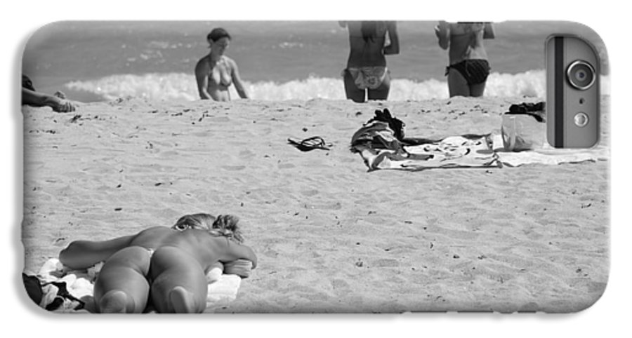Miami IPhone 6s Plus Case featuring the photograph Half Dead Half Alive by Rob Hans