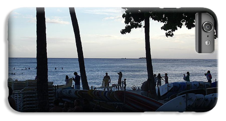 Hawaii IPhone 6s Plus Case featuring the photograph Hawaiian Afternoon by Daniel Sauceda