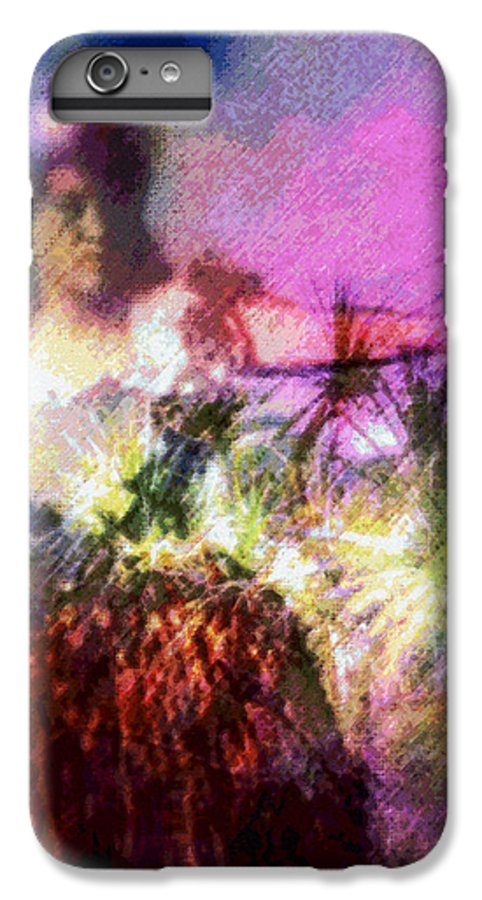 Tropical Interior Design IPhone 6s Plus Case featuring the photograph Hula Mai Oe by Kenneth Grzesik