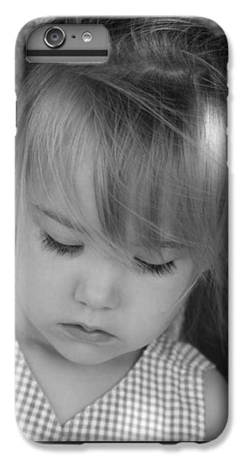 Angelic IPhone 6s Plus Case featuring the photograph Innocence by Margie Wildblood