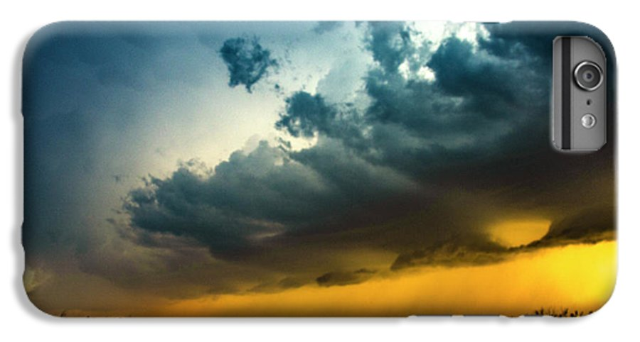 Stormscape IPhone 6s Plus Case featuring the photograph June Comes In With A Boom 012 by NebraskaSC