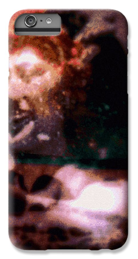 Tropical Interior Design IPhone 6s Plus Case featuring the photograph Kahua O Malio by Kenneth Grzesik