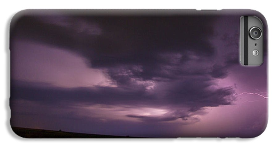 Nebraskasc IPhone 6s Plus Case featuring the photograph Late July Storm Chasing 028 by NebraskaSC
