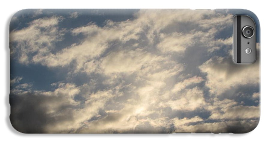 Sky IPhone 6s Plus Case featuring the photograph Lighted Sky by Melissa Parks