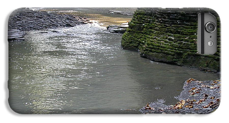 Watkins Glen IPhone 6s Plus Case featuring the photograph Little Ray Of Sunshine by Linda Murphy