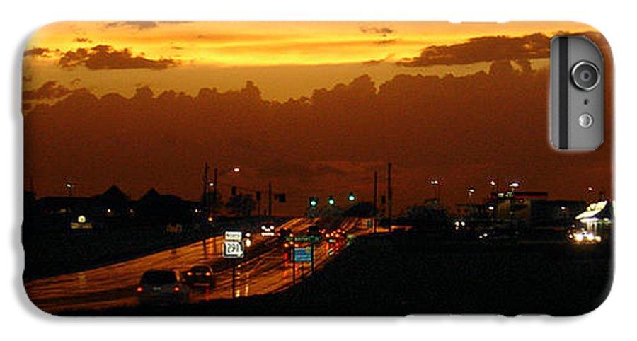 Landscape IPhone 6s Plus Case featuring the photograph Missouri 291 by Steve Karol