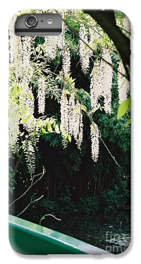 Monet IPhone 6s Plus Case featuring the photograph Monet's Garden Delights by Nadine Rippelmeyer