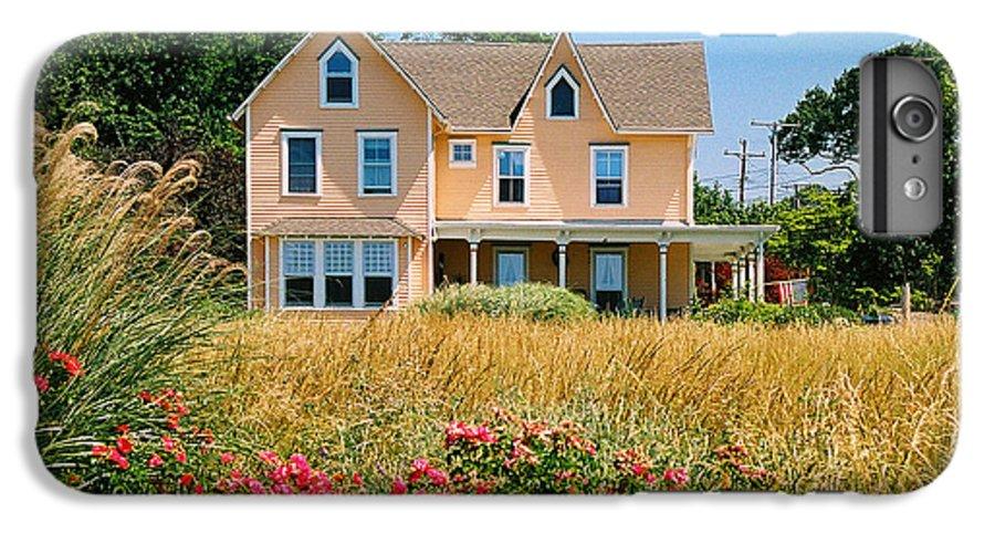 Landscape IPhone 6s Plus Case featuring the photograph New Jersey Landscape by Steve Karol
