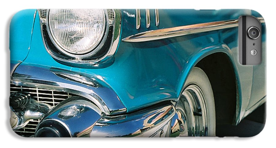 Chevy IPhone 6s Plus Case featuring the photograph Old Chevy by Steve Karol