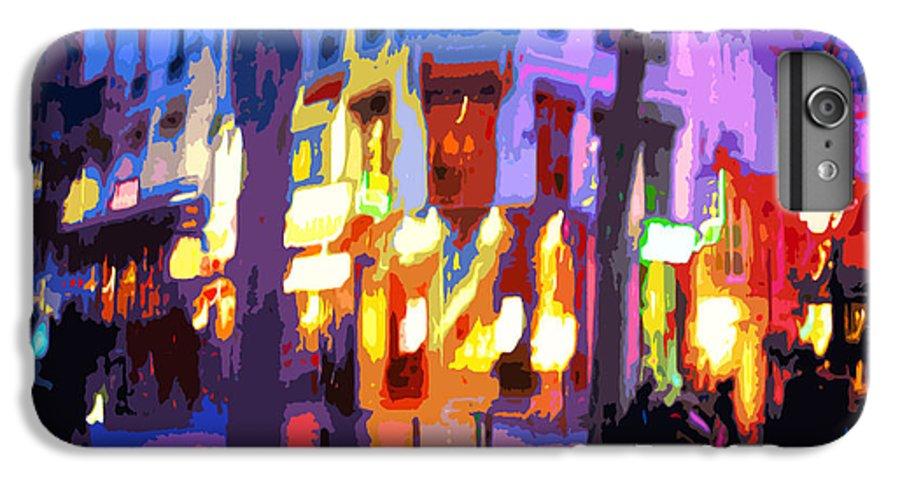 Paris IPhone 6s Plus Case featuring the photograph Paris Quartier Latin 02 by Yuriy Shevchuk