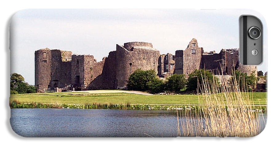 Roscommon IPhone 6s Plus Case featuring the photograph Roscommon Castle Ireland by Teresa Mucha
