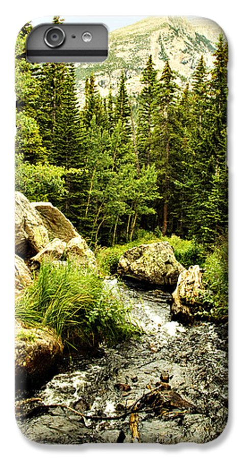 Colorado IPhone 6s Plus Case featuring the photograph Running River by Marilyn Hunt
