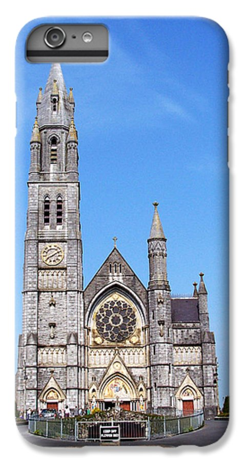 Ireland IPhone 6s Plus Case featuring the photograph Sacred Heart Church Roscommon Ireland by Teresa Mucha