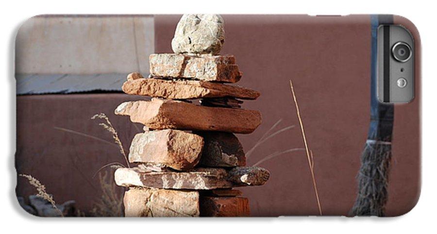 Pop Art IPhone 6s Plus Case featuring the photograph Sante Fe Rocks by Rob Hans