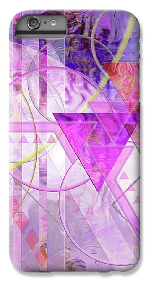 Shibumi IPhone 6s Plus Case featuring the digital art Shibumi Spirit by John Beck
