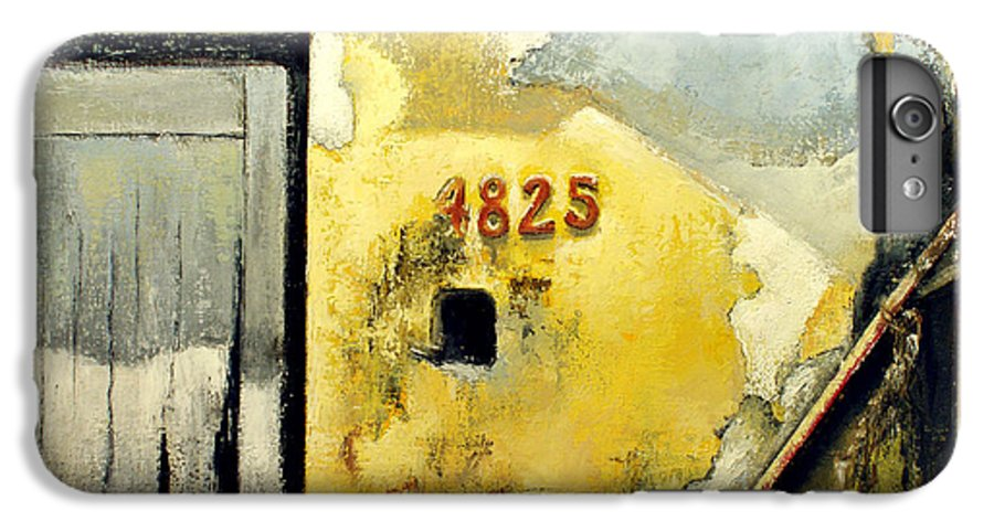 Havana IPhone 6s Plus Case featuring the painting Solana by Tomas Castano