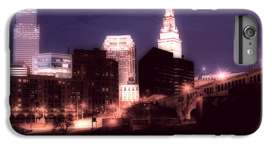 Cleveland IPhone 6s Plus Case featuring the photograph Standing Tall by Kenneth Krolikowski