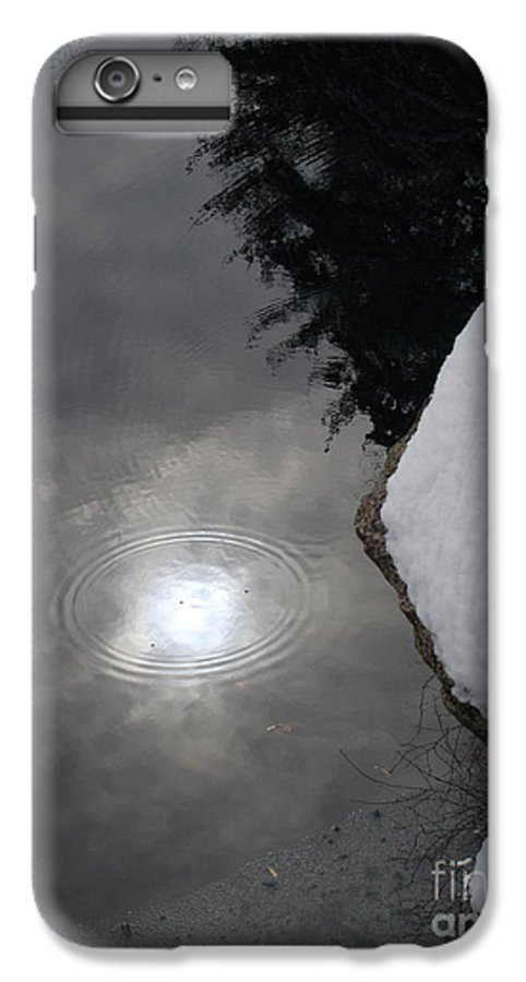 Landsscape IPhone 6s Plus Case featuring the photograph Storms End by Chad Natti