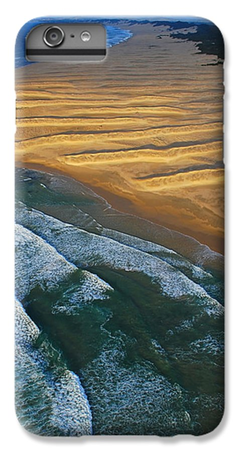 Coast IPhone 6s Plus Case featuring the photograph Sun Rise Coast by Skip Hunt