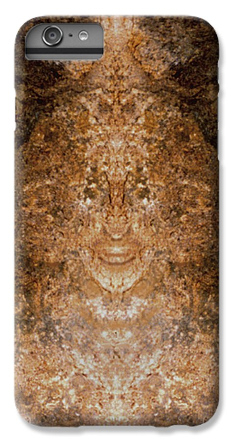 Rocks IPhone 6s Plus Case featuring the photograph Sunqueen Of Woodstock by Nancy Griswold