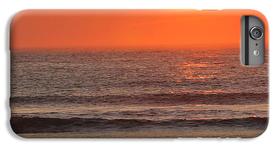 Ocean IPhone 6s Plus Case featuring the photograph Sunrise On The Oceanside by Max Allen