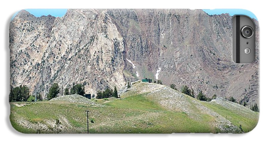 Landscape IPhone 6s Plus Case featuring the photograph Superior by Michael Cuozzo