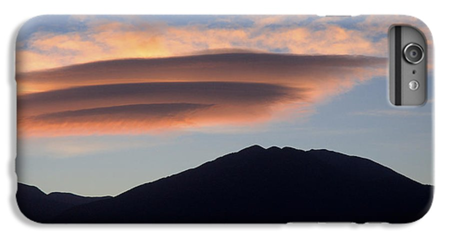 Taos IPhone 6s Plus Case featuring the photograph Taos Sunset by Jerry McElroy